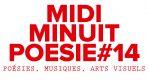 Midi Minuit Poésie #14, Maison de la Poésie, Nantes, Jean-Claude Pinson