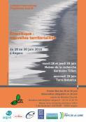 « Pastorale et carnaval », communication le 29 juin 2016 dans le cadre du Colloque International Ecolitt Angers, 28-30 juin 2016 « Ecocritiques : nouvelles territorialités »